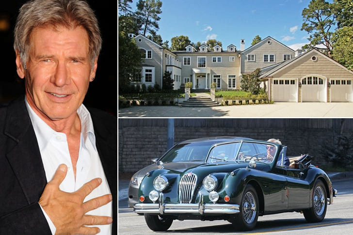 Hollywood Celebrities and Their Insane Net Worth - Living